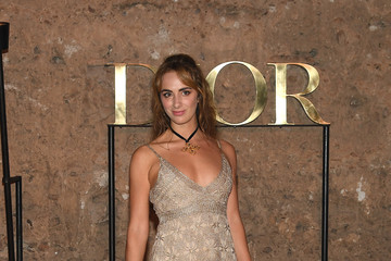 Alexia Niedzielski Christian Dior Couture S/S20 Cruise Collection: Photocall