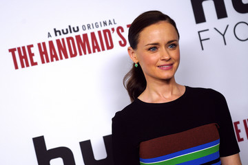Alexis Bledel Hulu's 'The Handmaid's Tale' FYC Event