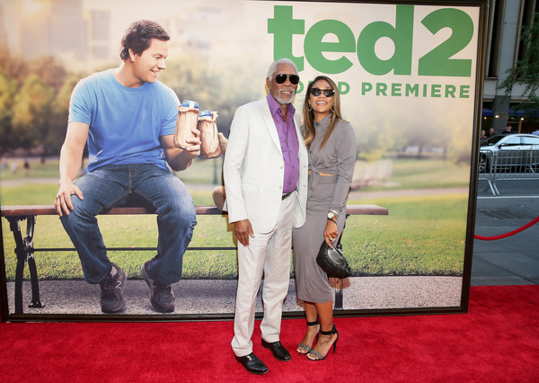 Celebs Arrive at the 'Ted 2' New York Premiere