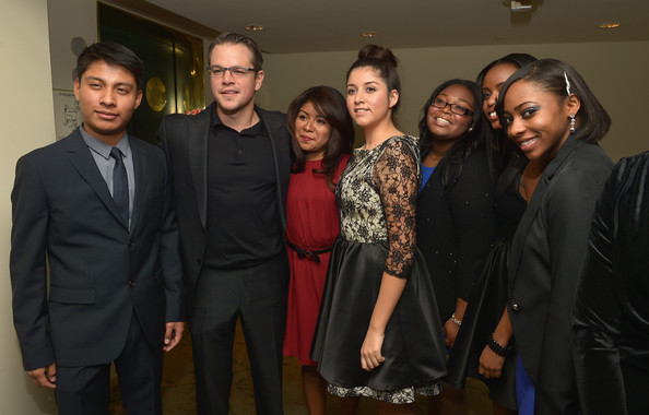 Arrivals at the Beat the Odds Awards