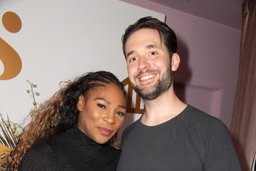 Alexis Ohanian The Serena Collection Pop-Up VIP Reception