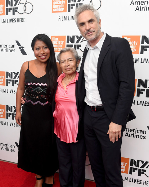Alfonso Cuaron Photos Photos 56th New York Film Festival Roma