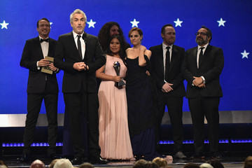 Alfonso Cuaron The 24th Annual Critics' Choice Awards - Show