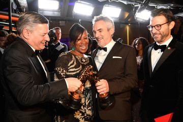 Alfonso Cuaron 91st Annual Academy Awards - Social Ready Content