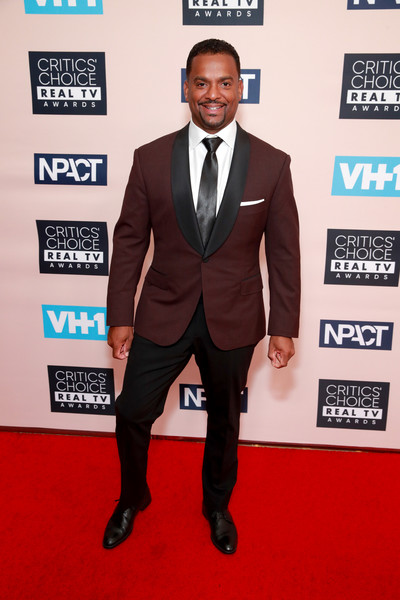 Critics' Choice Real TV Awards - Arrivals