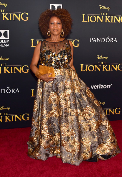 Alfre woodard lion king