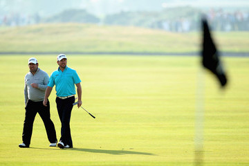 Gary McDowell Alfred Dunhill Links Championship - Day Two