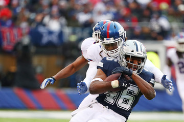 Alfred Morris Dallas Cowboys v New York Giants