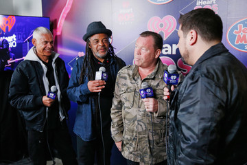 Ali Campbell iHeart80s Party 2017 - Broadcast Room