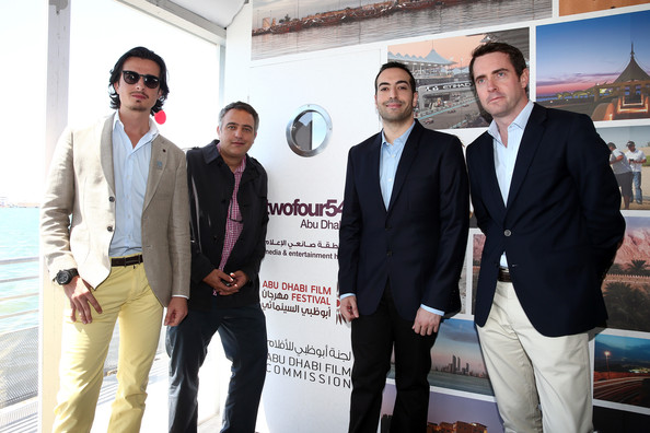 Abu Dhabi Pavilion Event in Cannes