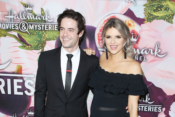 Ali Fedotowsky Hallmark Channel and Hallmark Movies and Mysteries Winter 2018 TCA Press Tour - Arrivals