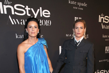 Ali Krieger Fifth Annual InStyle Awards - Red Carpet