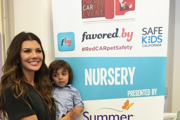 Ali Landry Evenflo At The Red CARpet Event