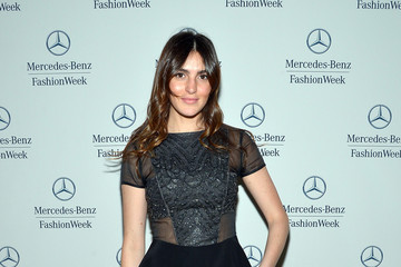 Ali Lohan General Views of the MBFW: Day 2