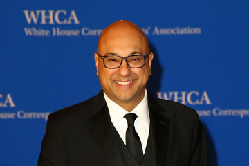 Ali Velshi 2018 White House Correspondents' Dinner