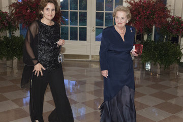Alice Albright President Obama Hosts Chinese President Xi Jinping For State Visit