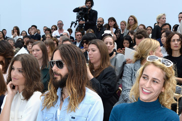 Alice Dellal Front Row at Chanel