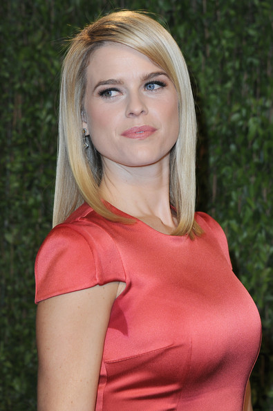 Alice Eve Alice Eve Photos 2013 Vanity Fair Oscar