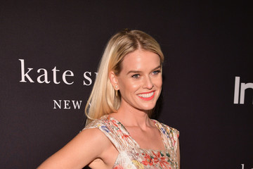 Alice Eve 2018 InStyle Awards - Red Carpet