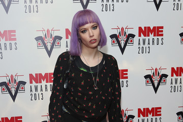 Alice Glass Red Carpet Arrivals at the NME Awards