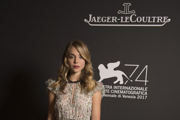 Alice Isaaz Portraits: 74th Venice Film Festival - Jaeger-LeCoultre Collection
