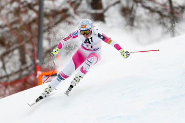 Alice MCKennis Audi FIS Alpine Ski World Cup - Women's Downhill