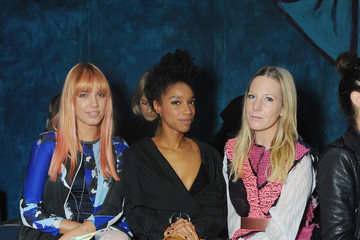 Alice Naylor-Leyland Front Row & Celebrities: Day 4 - LFW AW16