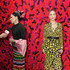 Delilah Belle Hamlin Photos - Stacey Bendet is interviewed while Delilah Belle Hamlin attends the Alice + Olivia By Stacey Bendet presentation during New York Fashion Week at The Angel Orensanz Foundation on February 11, 2019 in New York City. - Alice + Olivia By Stacey Bendet - Arrivals - February 2019 - New York Fashion Week: The Shows