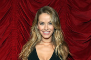 Miss USA 2015 Olivia Jordan attends the alice + olivia by Stacey Bendet Fall 2016 presentation at The Gallery, Skylight at Clarkson Sq on February 16, 2016 in New York City.