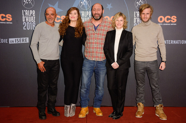 18th L'Alpe D'Huez International Comedy Film Festival : Opening Ceremony