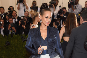 Alicia Keys 'China: Through The Looking Glass' Costume Institute Benefit Gala - Arrivals
