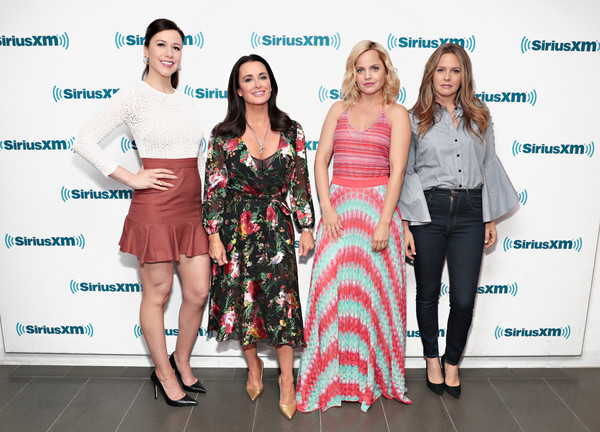 Jenny McCarthy's 'Inner Circle' Series On Her SiriusXM Show 'The Jenny McCarthy Show' With The Cast Of American Woman