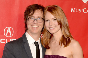 Alicia Witt Ben Folds The 2014 MusiCares Person Of The Year Gala Honoring Carole King - Arrivals