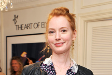 Alicia Witt The Art of Elysium and the Macallan Present Men in the Arts: The Work of Brandon Boyd