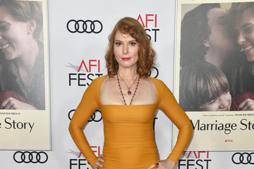 Alicia Witt AFI FEST 2019 Presented By Audi – Screening Of 'Marriage Story' – Arrivals
