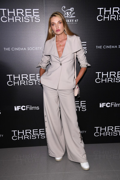 IFC And The Cinema Society Host A Screening Of 'Three Christs'
