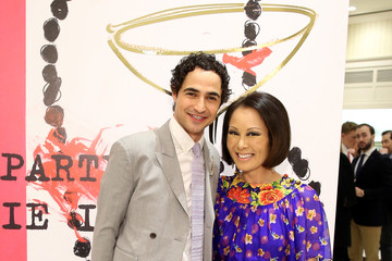 Alina Cho Brooks Brothers and Zac Posen Host a Book Launch Party for Plum Sykes' 'Party Girls Die in Pearls'