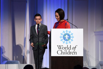 Alina Cho 2018 World Of Children Awards Ceremony & Benefit Honoring Heroes For Children
