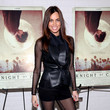 Alina Puscau 'Knight of Cups' New York Screening