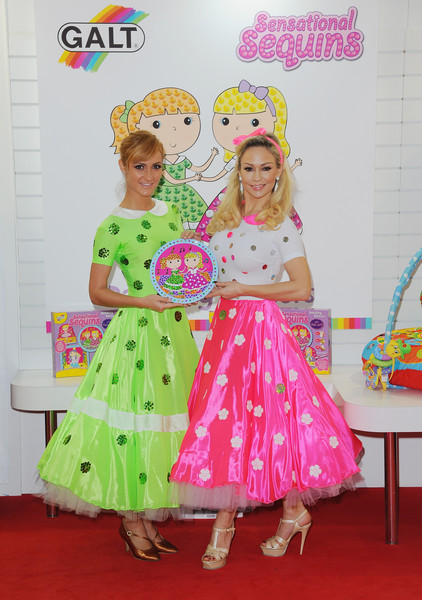 Dazzling Dancers Event at London Toy Fair