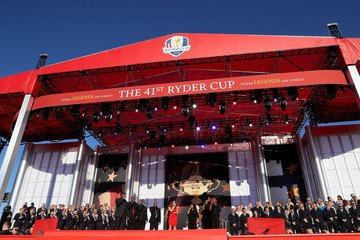 Alisan Porter  2016 Ryder Cup - Opening Ceremony