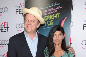 "Alison Dickey AFI FEST 2014 Presented By Audi Gala Screening Of ""Inherent Vice"" - Arrivals"