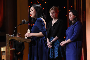 Alison Klayman The 76th Annual Peabody Awards Ceremony - Inside