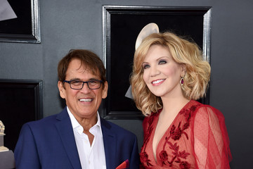 Alison Krauss Ron Browning 60th Annual GRAMMY Awards - Arrivals