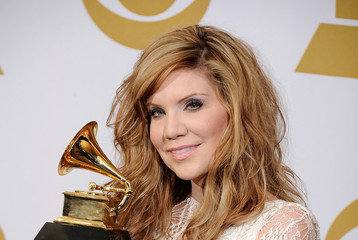 Alison Krauss The 54th Annual GRAMMY Awards - Press Room