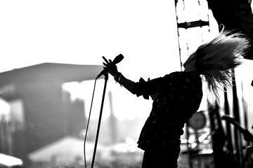 Alison Mosshart An Alternative View of the 2016 Coachella Valley Music And Arts Festival - Weekend 2