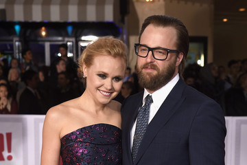 Alison Pill Premiere of Universal Pictures' 'Hail, Caesar!' - Arrivals