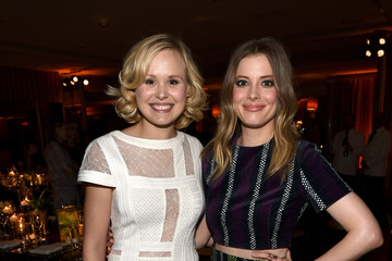 Alison Pill ELLE's Annual Women in Television Celebration — Part 3