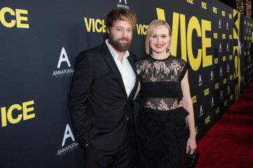Alison Pill Annapurna Pictures, Gary Sanchez Productions And Plan B Entertainment's World Premiere Of 'Vice' - Red Carpet