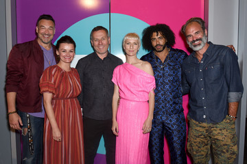 Alison Wright Daveed Diggs Entertainment Weekly Hosts Its Annual Comic-Con Bash - Inside